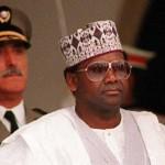 Nigeria's late dictator General Sani Abacha