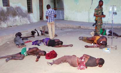 Nigeria boko haram massacre are