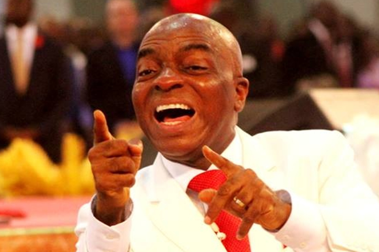 Image result for image of bishop David Oyedepo